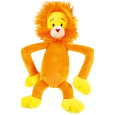 Harry plush, Toy lion, Arancione, Giallo, Felpato