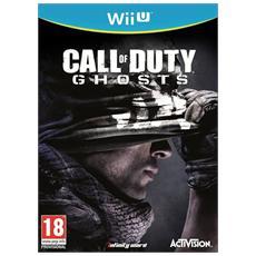 WiiU - Call of Duty Ghosts