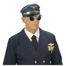 CAPPELLO PILOTA regolabile