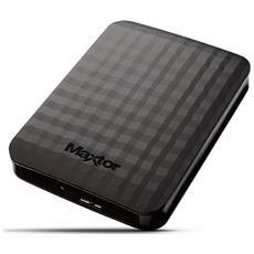 SEAGATE - Hard Disk Portatile Maxtor M3 Portable 4 TB Interfaccia USB 3.0 Nero
