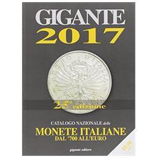 2017. Monete italiane