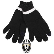 Guanti Adulto Touch Screen per smartphone Ufficiale Juventus 01036