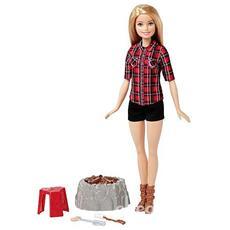 Barbie Campeggio Tv