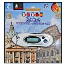 Rome Walking Tour. Lettore audio guida. Ediz. multilingue