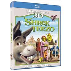 Brd Shrek Terzo (3. D+dvd)