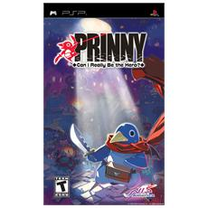 PSP - Prinny: Can I Really Be The Hero?