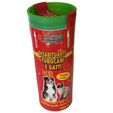 Disabituante repellente allontana cani gatti tubo gel (resiste all'acqua!) 300ml