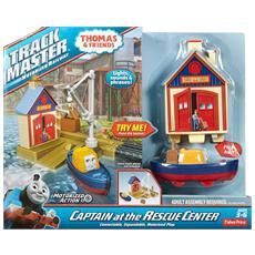 DFM66 - Il Trenino Thomas - Track Master - Captain