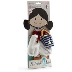 Tuta Pantaloncini Per Bambola Minilotta