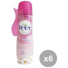 Set 6 Spray Pelli Normali 150 Ml. Cura Del Corpo