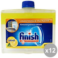 Set 12 Curalavastoviglie Lemon 250 Ml. Detergenti Casa