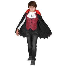 JADEO - Costume Halloween Vampiro Ragazzo 4 A 6 Anni 8489a17f380b