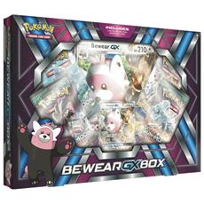 Pokemon Set Bewear- GX Italiano
