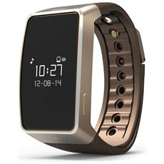 Smartwatch ZeWatch3 colore OroRosa Display touchscreen OLED Bluetooth compatibile con iOS 7 / Android 4.3 / Windows 8.1 RICONDIZIONATO