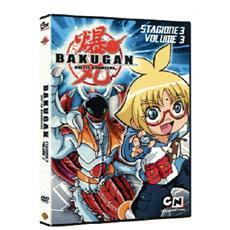 Dvd Bakugan - Stagione 03 #03
