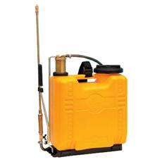 Pompa a zaino a pressione in plastica capacita' 16 lt