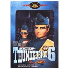 Dvd Thunderbirds 6