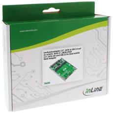 Adattatore 2,5 pollici da 2x mSATA a SATA / USB 3.0 con RAID
