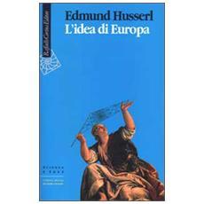 Idea di Europa (L')
