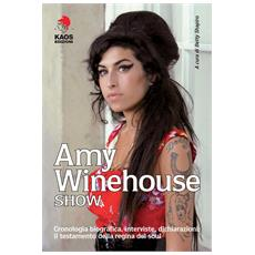 Amy Winehouse show