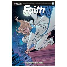 Faith. Variant cover. Vol. 1