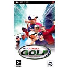 PSP - Prostroke Golf World Tour 2007