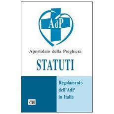 Statuti. Regolamento dell'AdP in Italia
