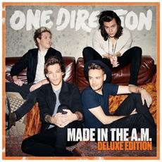 Cd One Direction Made In The A. M. (deluxe Edition