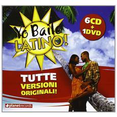 Yo Bailo Latino (7 Cd)