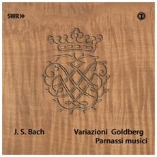 Bach Johann Sebastia - Variazioni Goldberg Bwv 988 (vers. strume