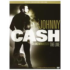Johnny Cash - Walking With A Legend (Dvd+Cd)