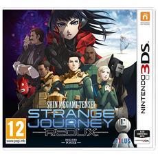 Shin Megami Tensei Strange Journey Redux 3DS Game
