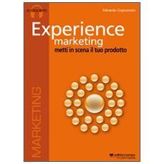 Experience marketing. CD Audio