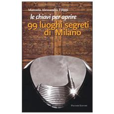 Le chiavi per aprire 99 luoghi segreti di Milano