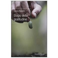 Elogio della gratitudine