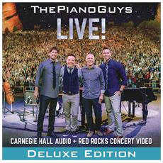 Piano Guys - Live! (Deluxe Edition) (Cd+Dvd)