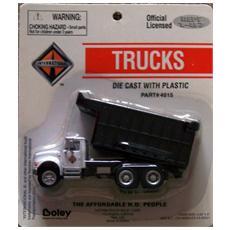4015-26 Camion Cassonato Sponde Alte Inerti Modellino