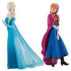 Figure Frozen Gift Box 2 Personaggi Mini