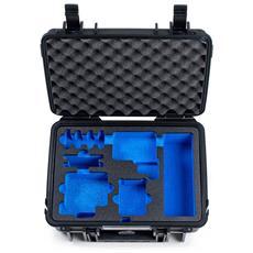 Valigia Caso per Videocamera GoPro 5 Colore Nero