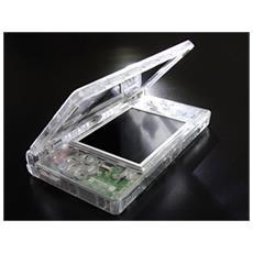 Dsi Case Di Ricambio Eye Candy Shell Crystal Clear