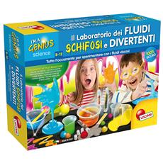 I'm A Genius Laboratorio Fluidi Schifosi
