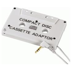 MP3 / CD Adapter Kit Car, white