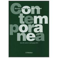 Contemporanea (2013) . Vol. 2