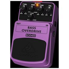 Bh Bod400 Effetto Overdreive Per Basso
