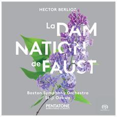Berlioz - La Damnation De Faust (Sacd)