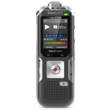 Registratore digitale Stereo adatto per registrare lezioni, conferenze, interviste, 3 Microfoni, Funzione ZOOM