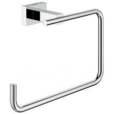 Portasalviette Ad Anello Grohe Essentials Cube 40510001 Cromo