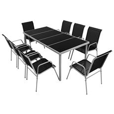 Set Tavoli da Giardino con Sedie: prezzi e offerte Set Tavoli da ...