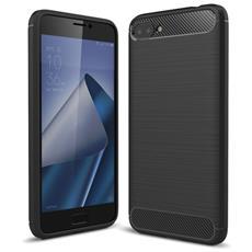 Custodia Cover Tpu Gomma Silicone Per Smartphone Asus Zenfone 4 Max Zc520kl