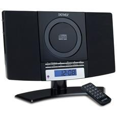 MC-5220, Digitale, FM, Lettore, CD, CD-R, CD-RW, AC, LCD